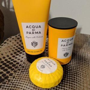NWOT Acqua Di Parma from Rome Bath Products